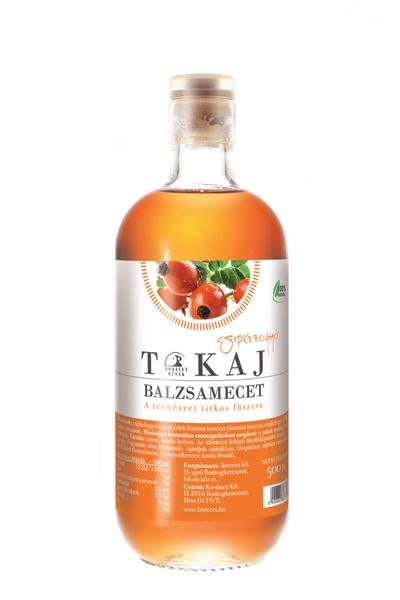 Tokajský balsamikový ocet šípkový, 500 ml (Tokajský balsamikový ocet šípkový, 500 ml)