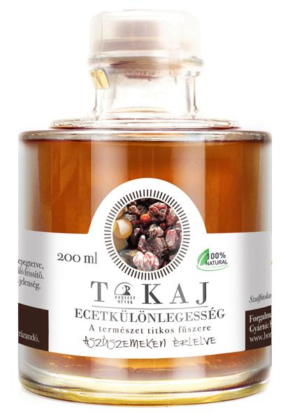 Tokajský balsamikový ocet s aszú, 200ml